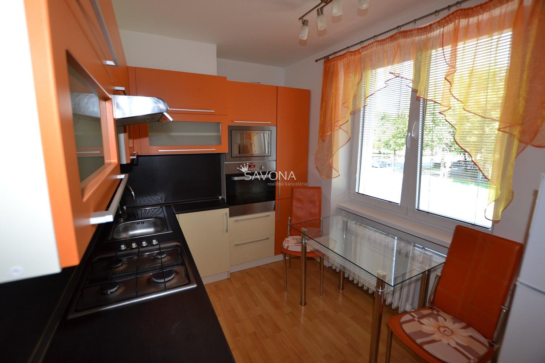 PRENÁJOM, 2 izbový tehlový byt, Poprad