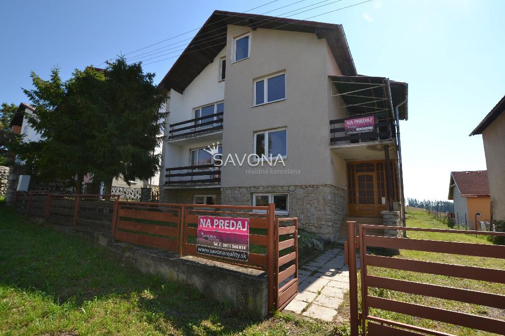 Rodinný dom, 593 m2, Nová Lesná