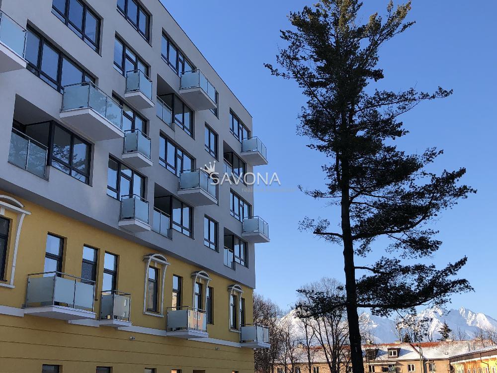 REZERVOVANÉ - 2 izbový byt, 79 m2 - centrum Popradu