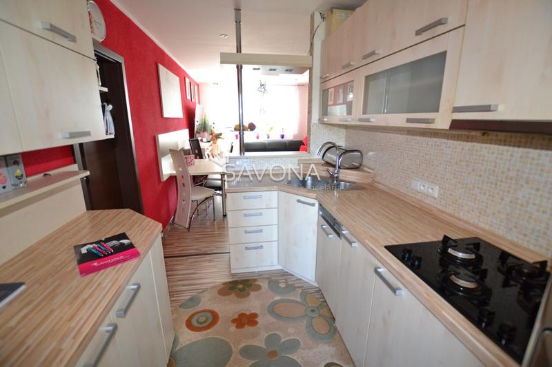 REZERVOVANÉ -3 - izbový byt s balkónom, Starý Juh, Poprad