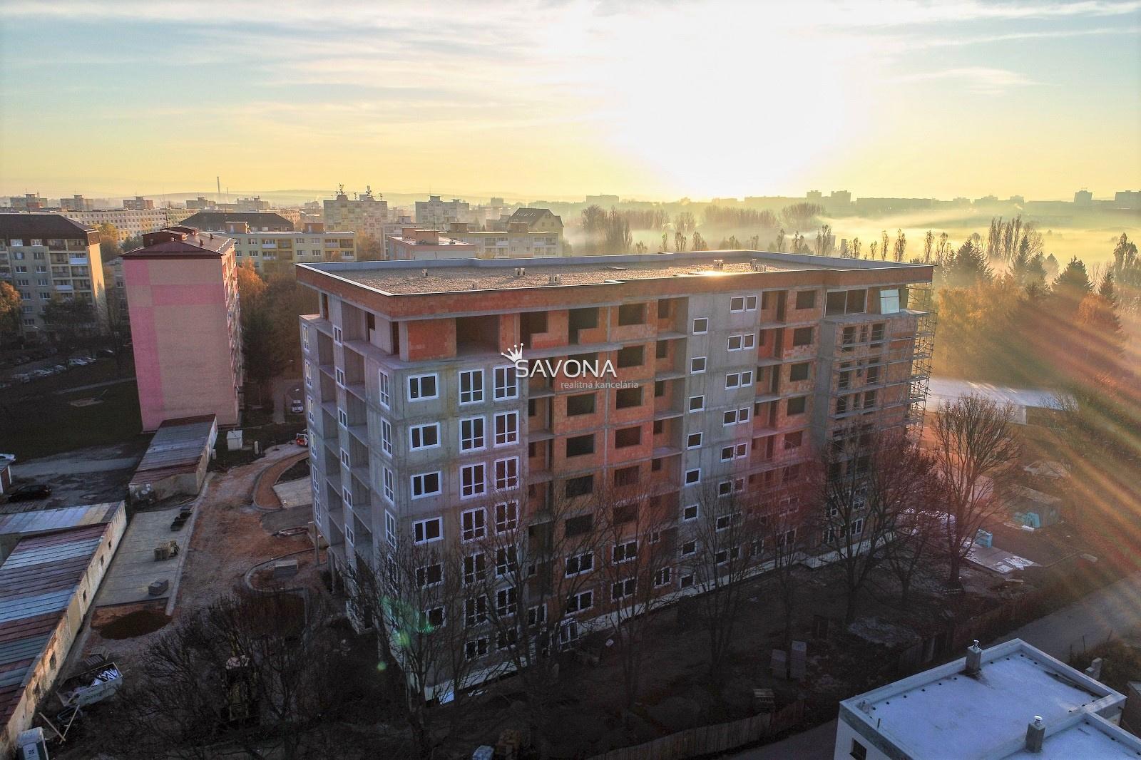 URSUS - 8 NP - 3 izbový byt