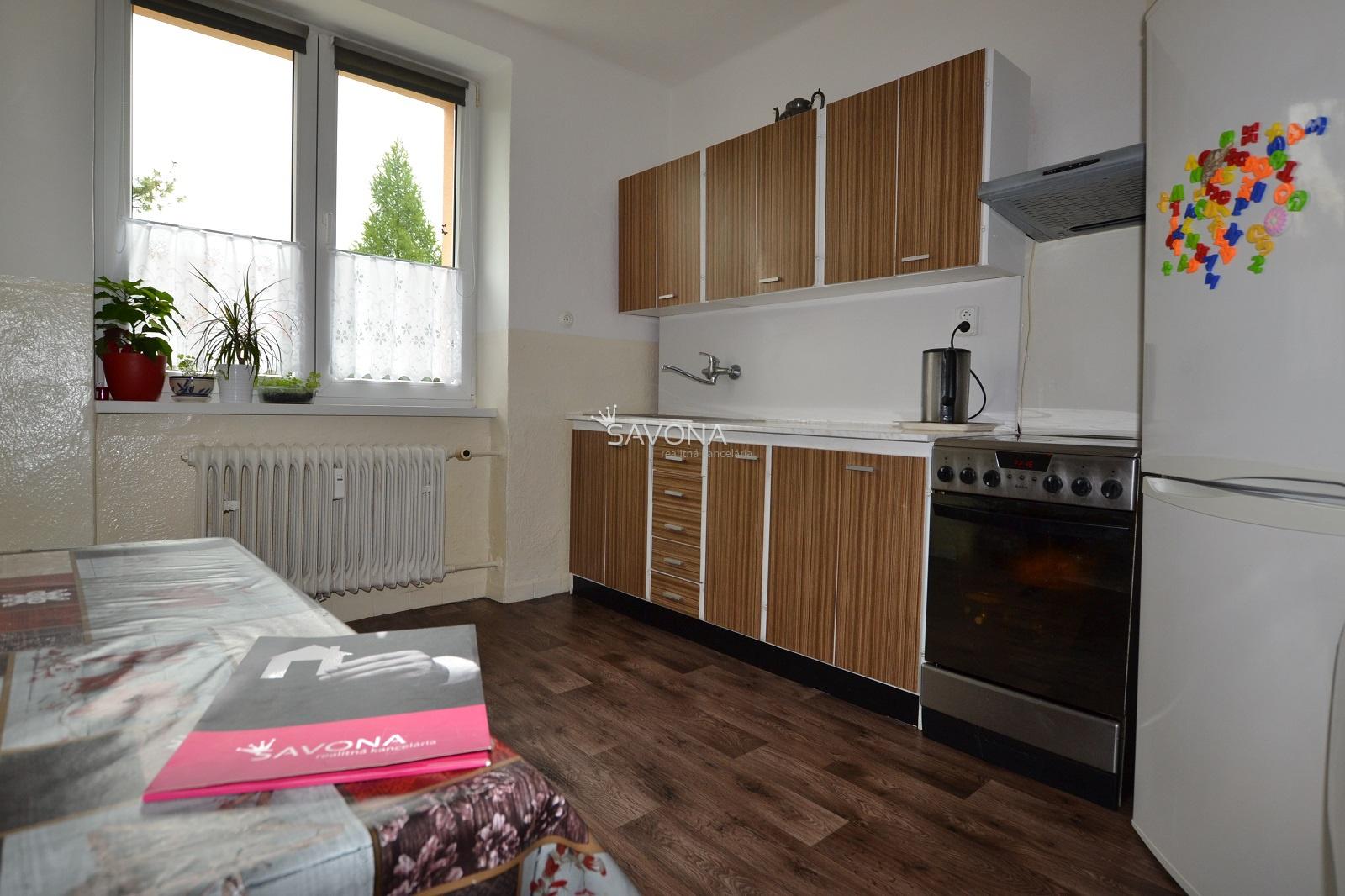 2 izbový byt s balkónom, ul. Štefánikova, SVIT