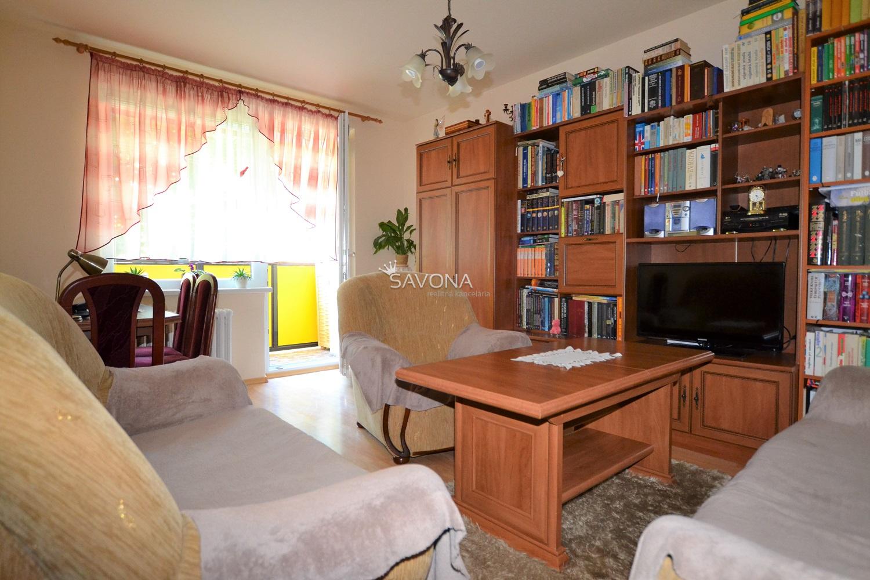 REZERVOVANÝ - 3 izbový byt,KEŽMAROK