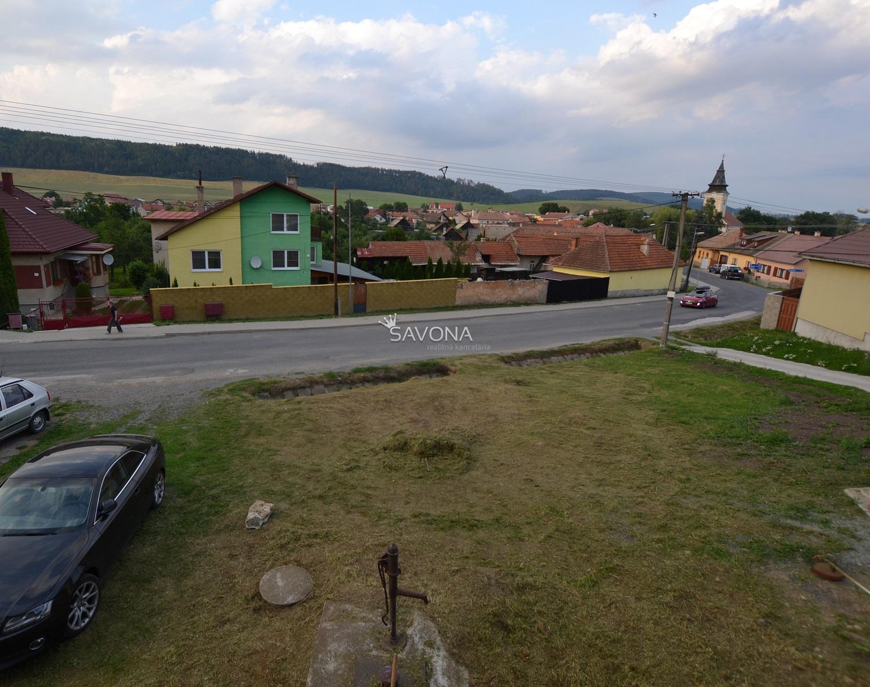 PREDANÉ - Rodinný dom,  631 m2, Spišský Štiavnik