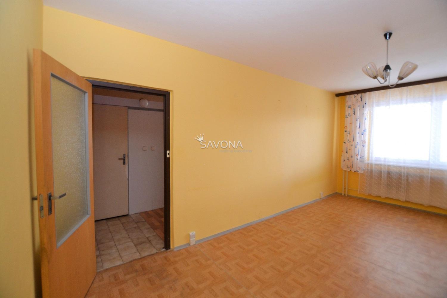 1 izbový byt s balkónom v POPRADE - ul. Zimná