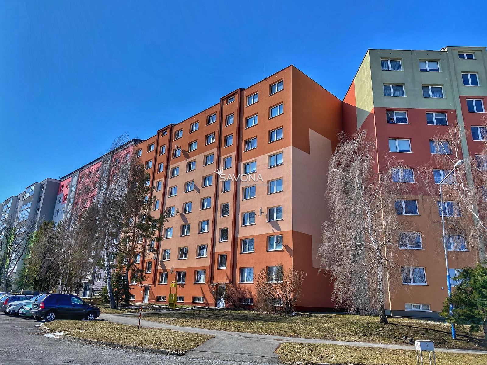 PREDANÝ - 3 izbový byt, ul. UHEROVA - POPRAD