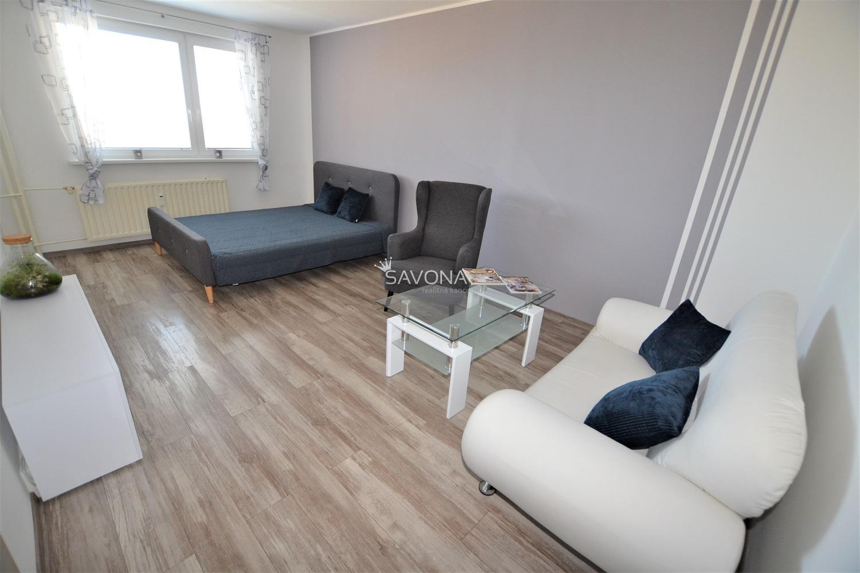 PRENAJATÝ - zariadený 1 izbový byt s balkónom, ul. L. SVOBODU - POPRAD