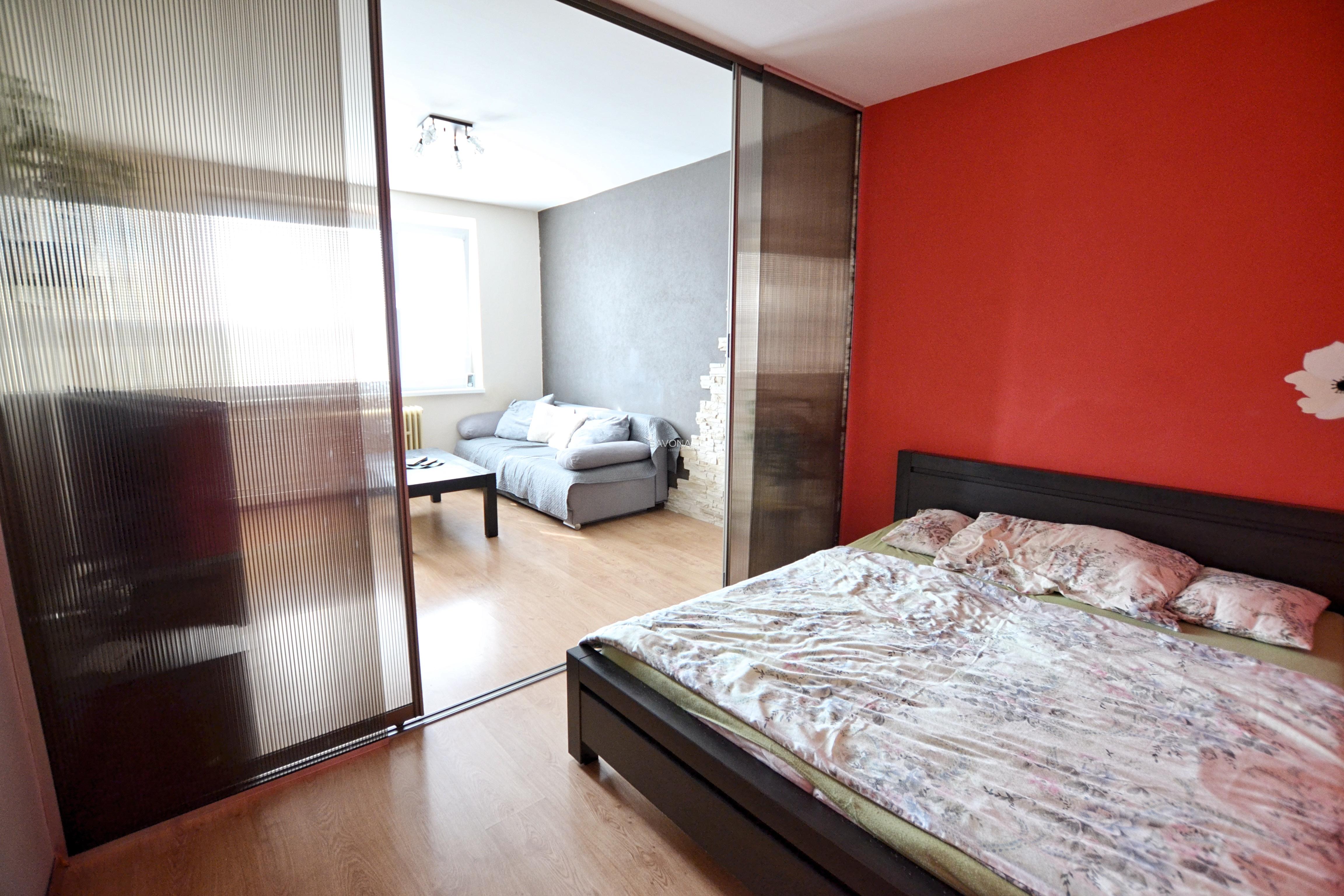 PREDANÝ / EXKLUZÍVNE/1-izbový byt, prerobený, Starý Juh, Poprad