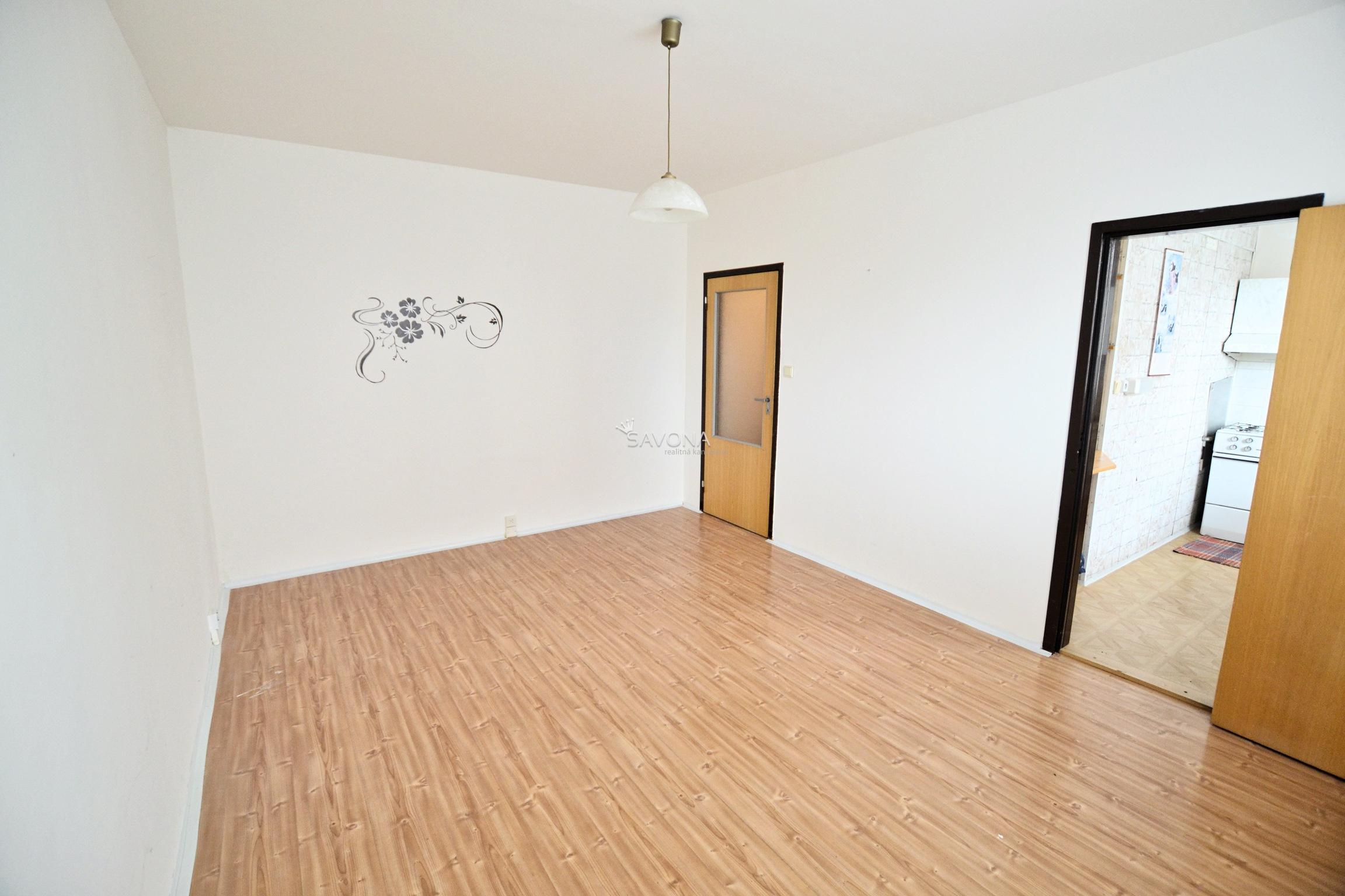 PREDANÉ/EXKLUZÍVNE - 1-izbový byt, po čiastočnej rekonštrukcii, Starý Juh