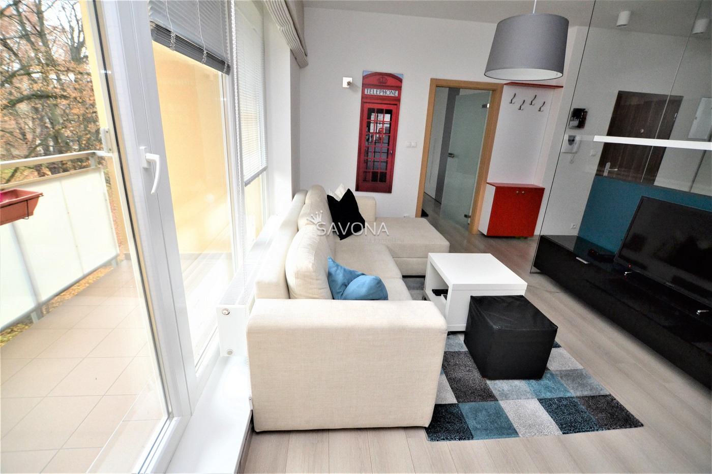 PRENAJATÝ – zariadený 3 izbový byt v blízkosti centra - ul. Francisciho, POPRAD
