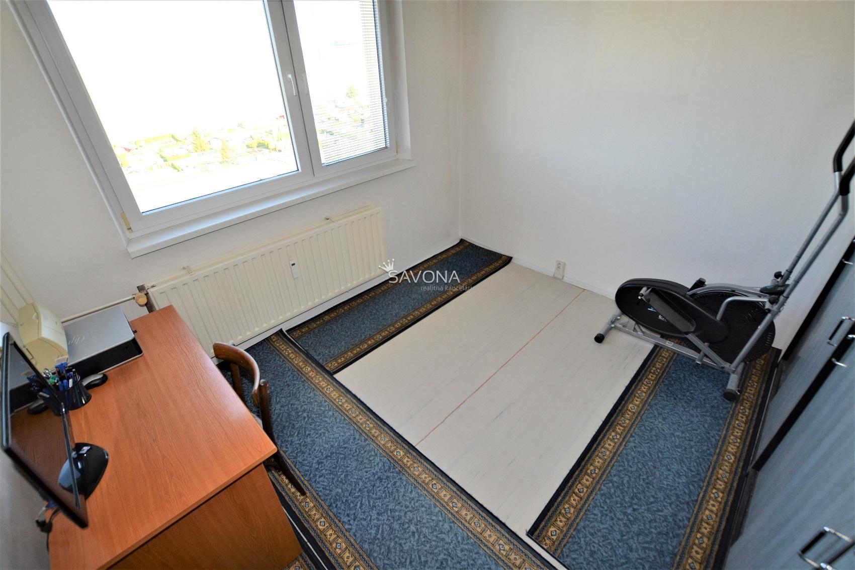3 izbový byt s balkónom, 62 m2, ul. L. SVOBODU, POPRAD