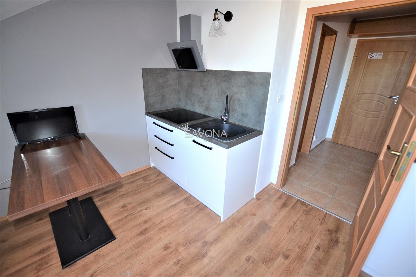 PRENAJATÝ - Zariadený 2 izbový mezonetový apartmán, POPRAD – VEĽKÁ