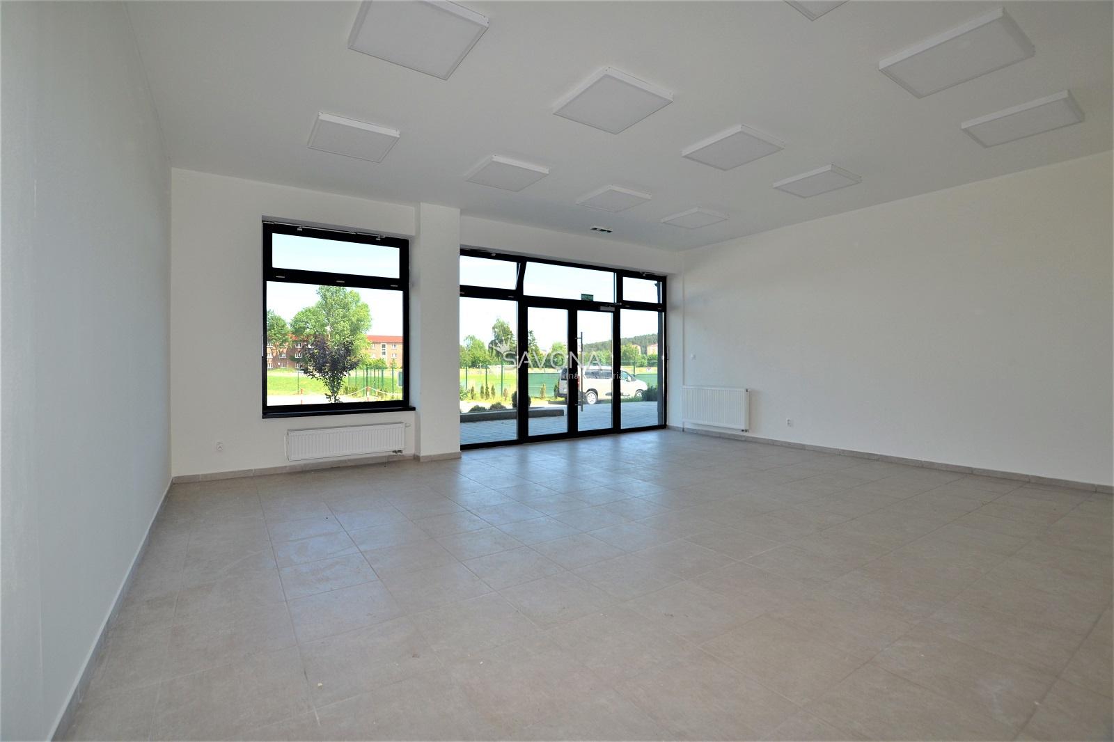 NA PRENÁJOM – PRIESTORY – 53 m2, v novostavbe polyfunkčného domu – SVIT