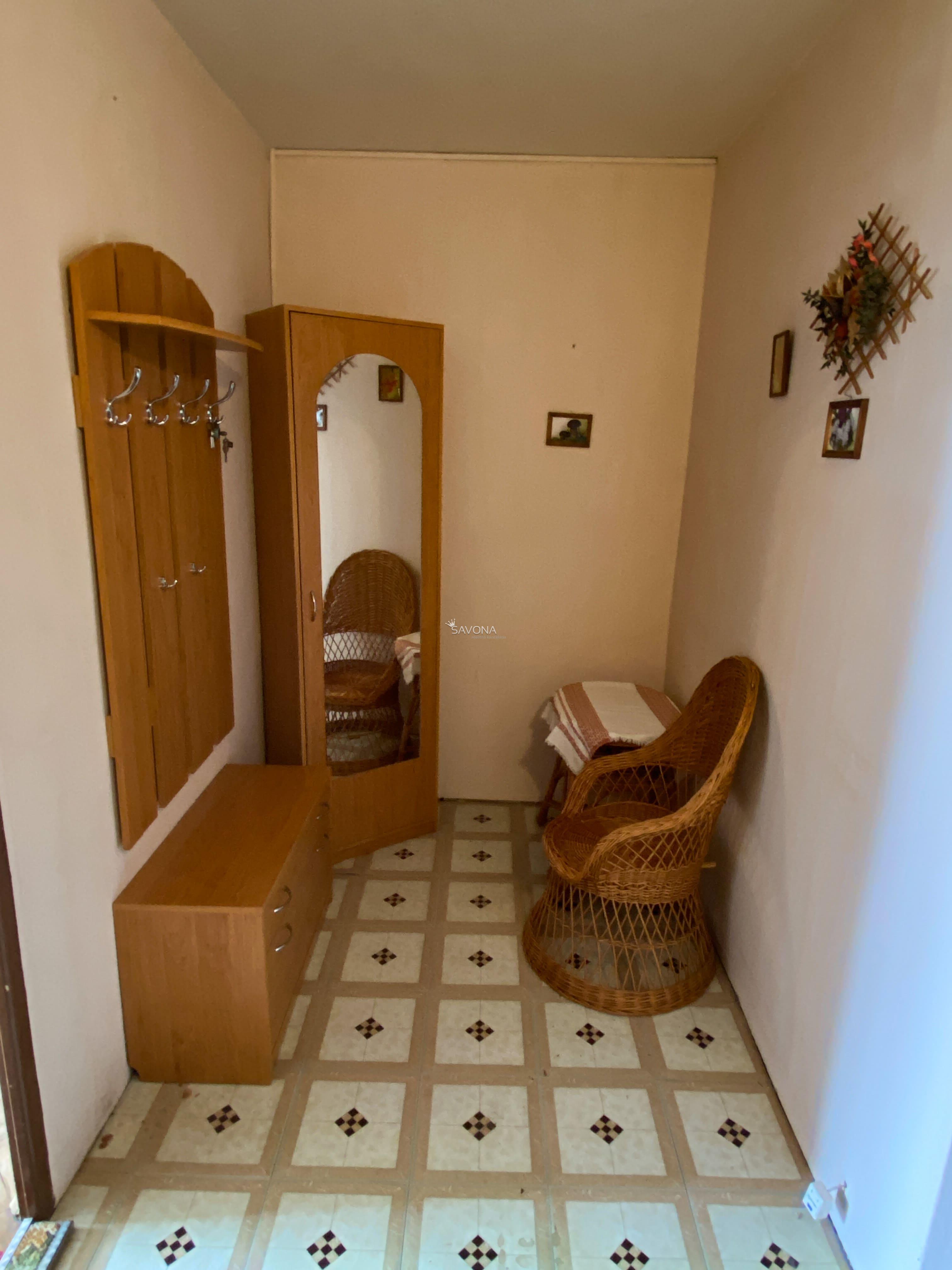 REZERVOVANÝ - 2 izbový byt s garážou, sídlisko Západ, POPRAD