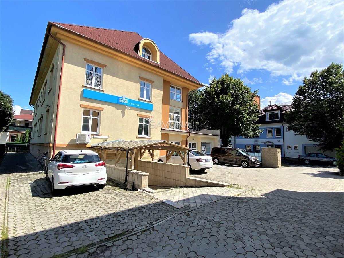 NA PRENÁJOM – 27 m2 – priestory na 2. podlaží v blízkosti centra, POPRAD – ul. Hviezdoslavova